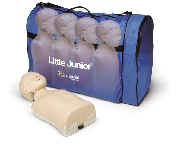 Laerdal Little Junior Paquete de 4